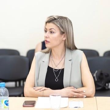 Марина Валериевна Цуркан
